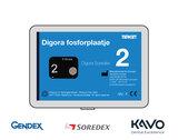 Digora Soredex fosforplaatje maat 2 (3+1 gratis)_