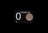 Digora Soredex fosforplaatje maat 0 (3+1 gratis)_