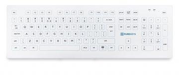 Purekeys medisch toetsenbord (draadloos)