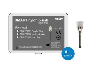 Polijstborstel Smart Nylon RA